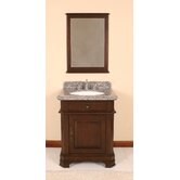 28&quot; Single Bathroom Vanity Set in Antique Dark Espresso