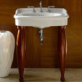 "Savina 27"" Wood Console Set"