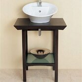 Zen Bathroom Table for Vessel Sinks
