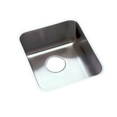 Lustertone 13&quot; x 16&quot; Undermount Single Bowl Sink Set