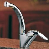 Allure Single-Lever Side Handle Single Hole Kitchen Faucet