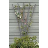 highwood&reg; Traditional fan trellis