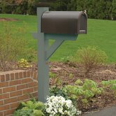 highwood&reg; Hazleton mailbox post