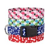 Pooch Patterns Pet Collar