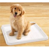 Dog Puppy Pad Holder