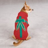 Present Dog Sweater