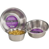 Pet Classic Matte Stainless Steel Bowl