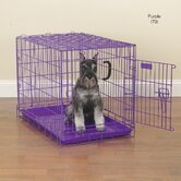 Fold-Down Dog Crate