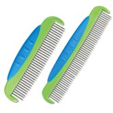 Rotating Pin Pet Comb