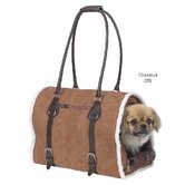 Deluxe Sherpa Dog Carrier