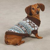 Snow Lodge Dog Sweater