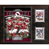 NFL 2012 Team Plaque