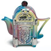 One Cup Juke Box Tea Pot