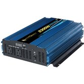 12V DC to 110V AC 2300 Watt Power Inverter