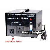 1000W Step Up / Down Voltage Transformer