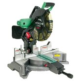 12&quot; Dual Bevel Miter Saw with Laser Marker