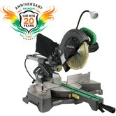 8.5&quot; Sliding Compound Miter Saw with Laser and Light