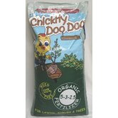 40 Pounds Chickity Doo Doo Organic Fertilizer