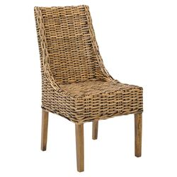 Stacy Parsons Chair in Warm Brown (Set of 2)