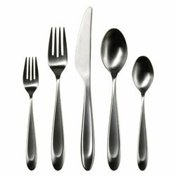 Flatware sets wayfair - Flatware set with stand ...