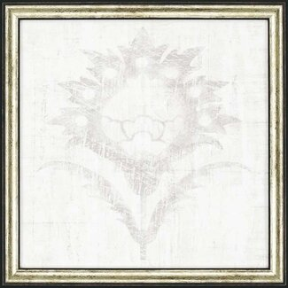 "Paragon Weathered Damask II by Unknown Architectural Art - 28"" x 28"""