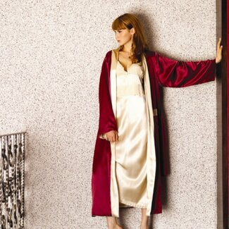 kumi kookoon Loungewear Kumi Long Robe