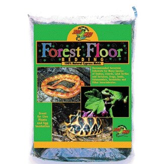 Zoo Med Reptile/Amphibian Cypress Forest Floor Bedding
