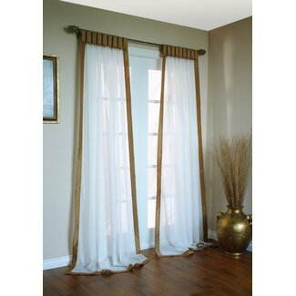 Double Panel Curtains