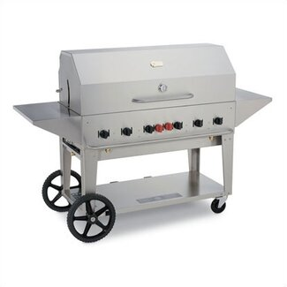 "Crown Verity 48"" Grill Natural Gas"