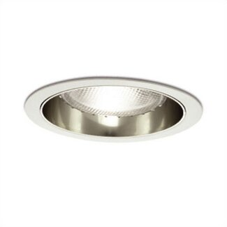 "WAC Lighting 5"" Line Voltage Cone Recessed Trim with Specular Reflector"