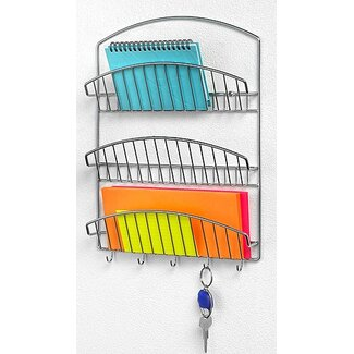 Spectrum Diversified 3 - Tier Letter Holder