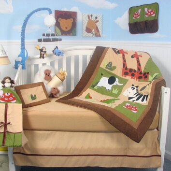 jungle bedding in Baby at SHOP.COM