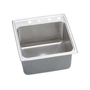Elkay-gourmet-19.5-x-22-top-mount-kitchen-sink