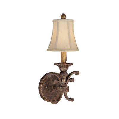 Capital Lighting Squire 1 Light Wall Sconce