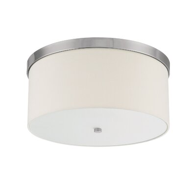 Capital Lighting Studio 3 Light Flush Mount