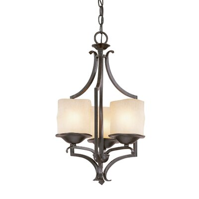 Montana 3 Light Foyer Pendant