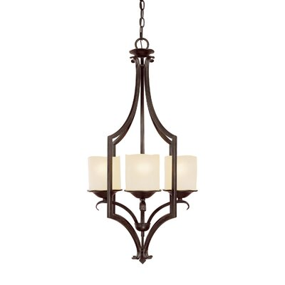 Capital Lighting Montana 4 Light Foyer Pendant