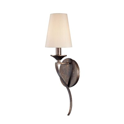 Capital Lighting Soho One Light Wall Sconce in Rustic