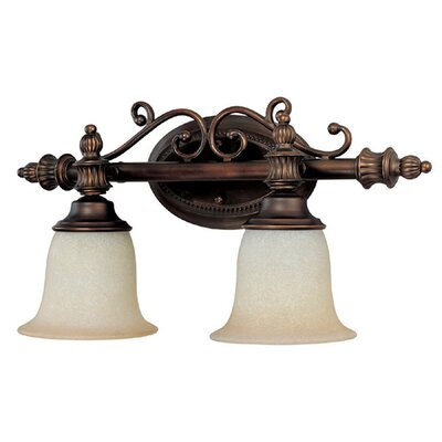 Capital Lighting Avery 2 Light Bath Vanity Light