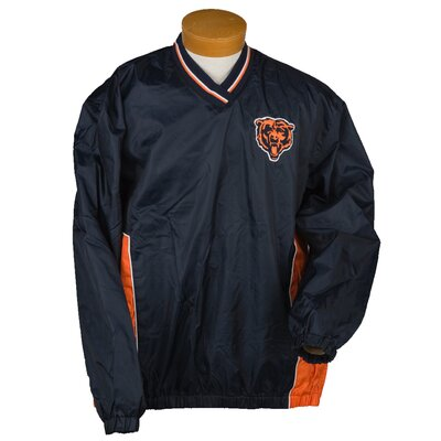 NFL Men's Light Weight Pullover Jacket