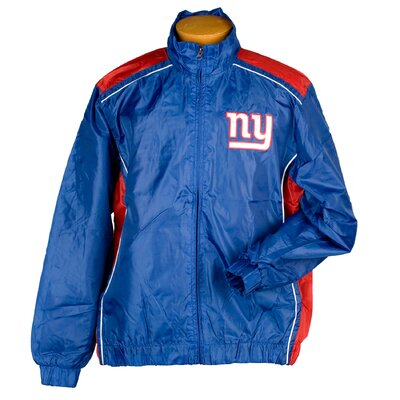 GIII NFL Men's Light Weight Full Zip Jacket