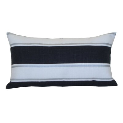 Jiti Horizontal Stripes Linen Decorative Pillow
