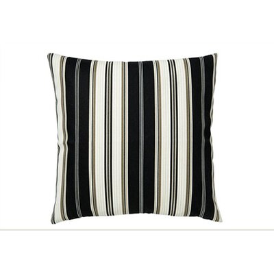 Jiti Pillows Down the Lane Square Polyester Outdoor Decorative Pillow