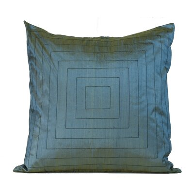 Jiti Pillows Pyramide Silk Decorative Pillow