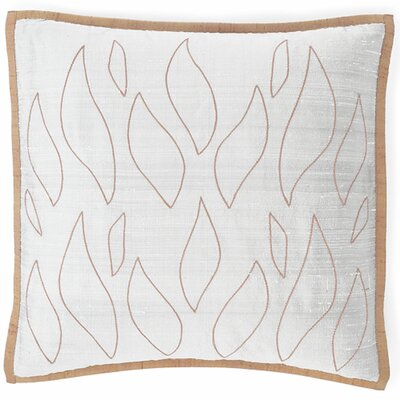 Jiti Flames Silk Pillow
