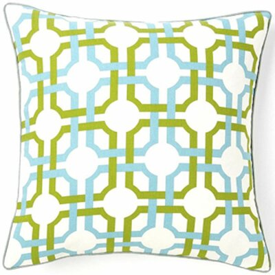 Jiti Grill Confetti Square Cotton Pillow