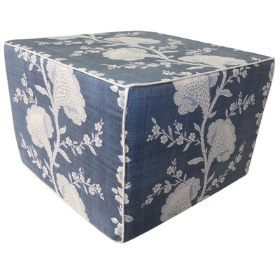 Jiti Pillows Geisha Cotton Cube Ottoman