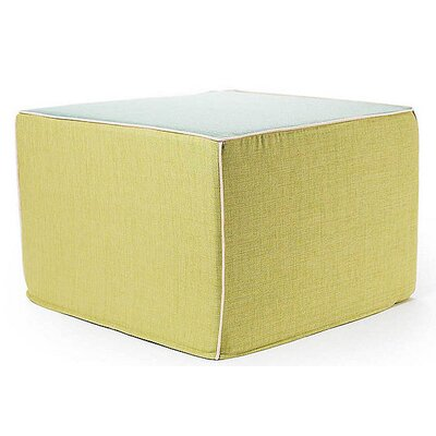 Jiti Rebel Window Ottoman in Celery and Mint