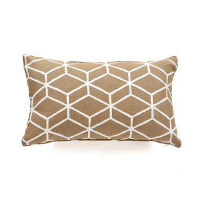 Jiti Pillows Bethe Tile Linen Pillow