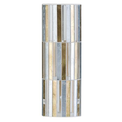 Paulmann Lighting Living 2Easy Two Light Table Lamp in Brushed Nickel